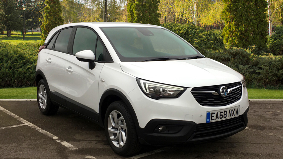 Vauxhall Crossland X 1.2T [110] SE Nav 5dr [Start Stop] Automatic Hatchback (2018) at County Motor Works Vauxhall thumbnail image