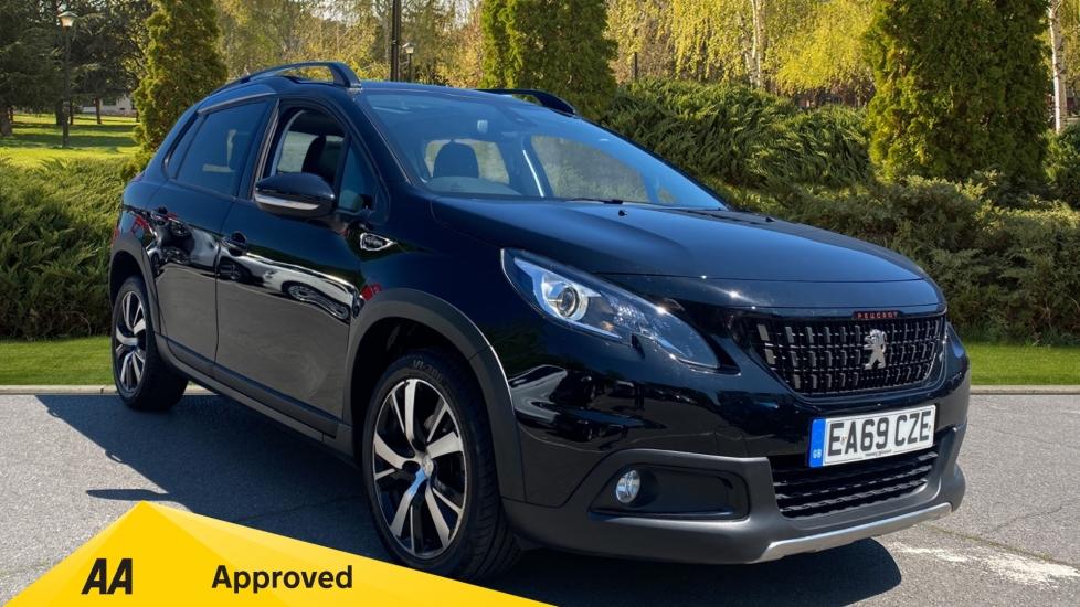 Peugeot 2008 SUV 1.2 PureTech 130 GT Line EAT6 - Apple CarPlay, MirrorLink & Reverse Camera Automatic 5 door Estate (2019)