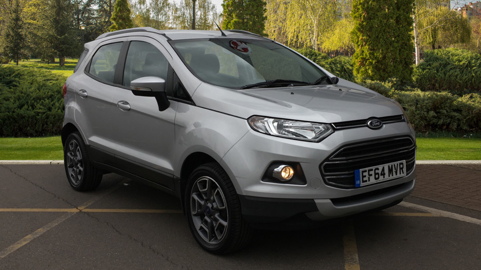 Ford EcoSport 1.5 Titanium [X Pack] 5 door Hatchback (2014)