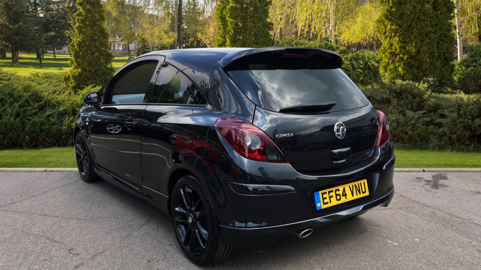 Vauxhall Corsa 1.2 Limited Edition 3dr image 2