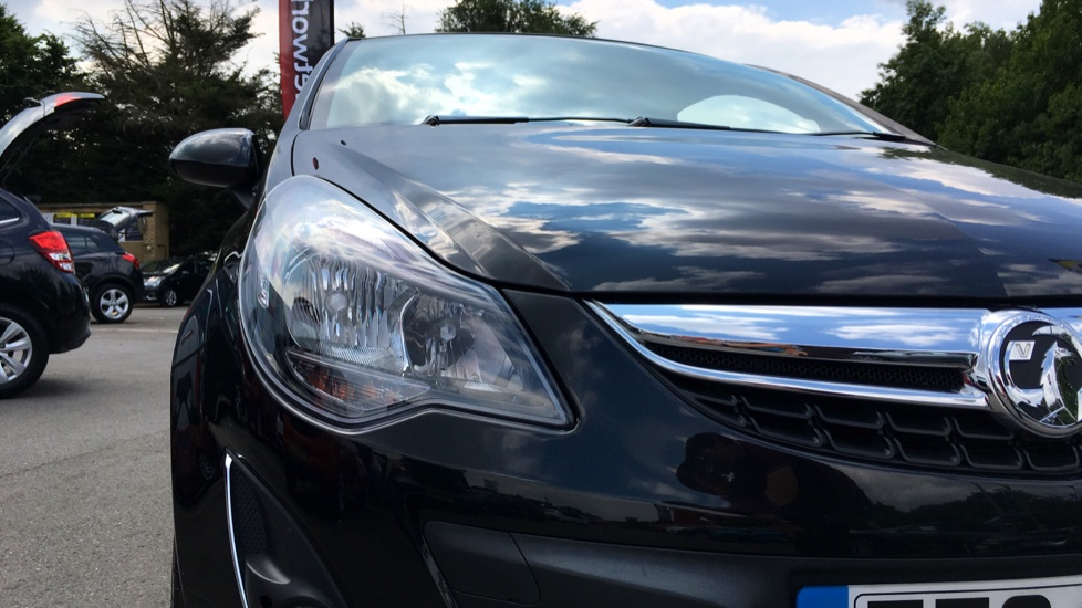 Vauxhall Corsa 1.2 Limited Edition 3dr image 9