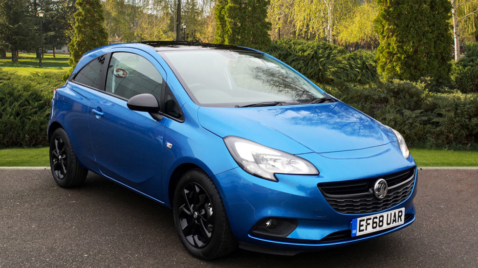 Vauxhall Corsa 1.4 [75] Griffin 3dr Hatchback (2018) at County Motor Works Vauxhall thumbnail image