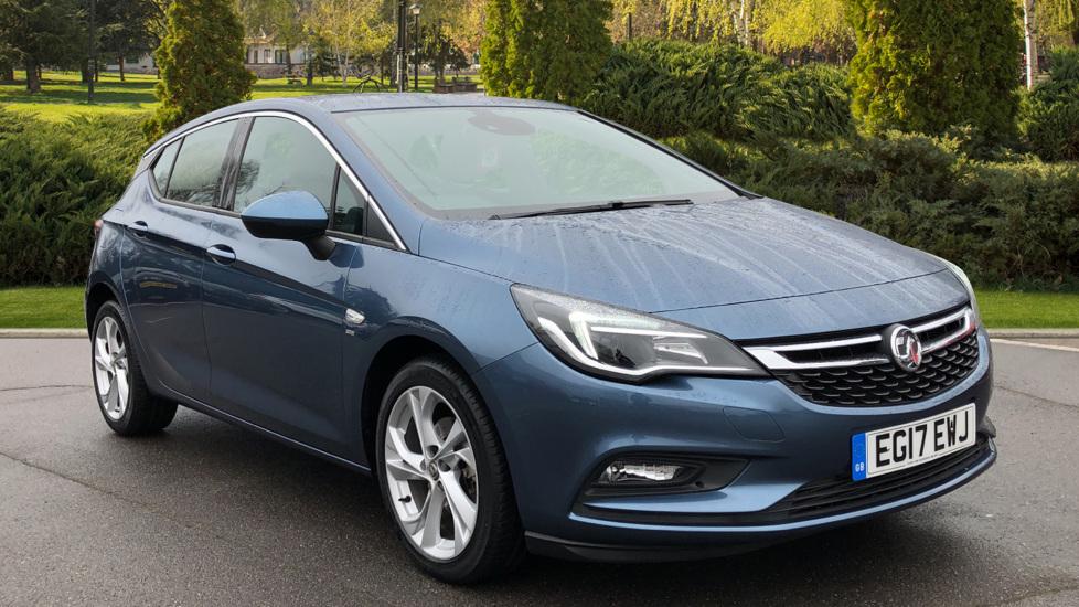 Vauxhall Astra 1.4T 16V 150 SRi 5dr Hatchback (2017)