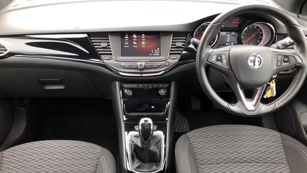 Vauxhall Astra 1.4T 16V 150 SRi 5dr image 9