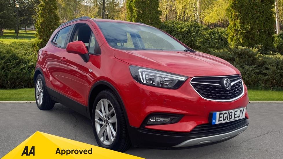 Vauxhall Mokka X 1.4T Design Nav - Low Mileage, Satellite Navigation, Parking Sensors & Automatic 5 door Hatchback (2018)