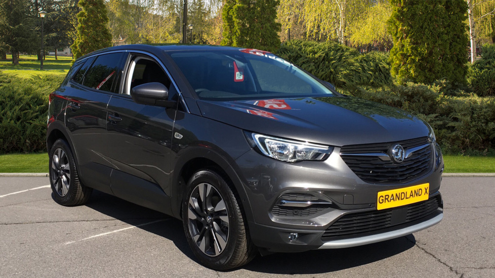 Vauxhall Grandland X 1.6 Turbo D Sport Nav 5dr Diesel Hatchback (2019) available from Bolton Motor Park Abarth, Fiat and Mazda thumbnail image