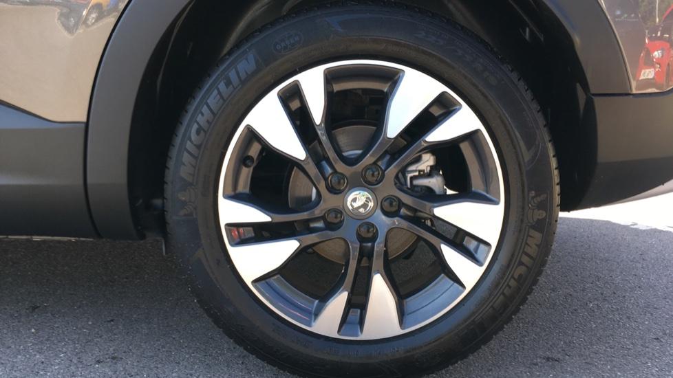 Vauxhall Grandland X 1.6 Turbo D Sport Nav 5dr image 8