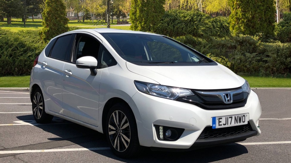 Honda Jazz 1.3 EX Navi 5dr Hatchback (2017)