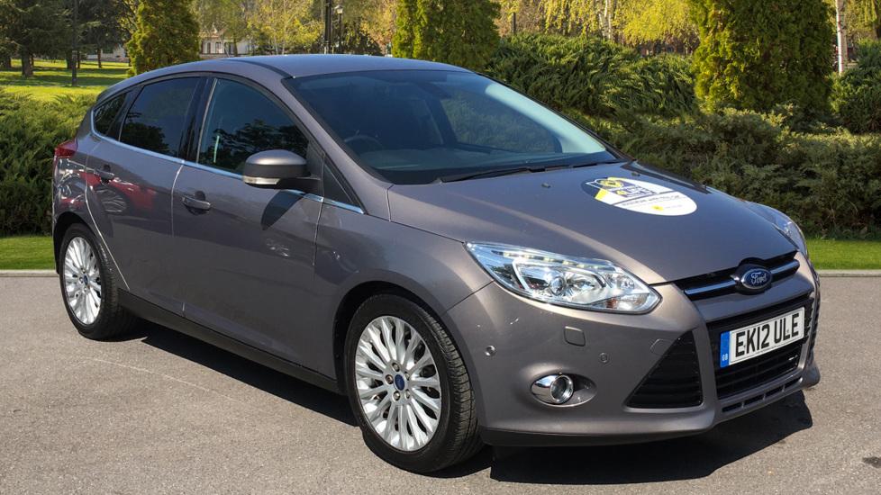 Ford Focus 1.0 125 EcoBoost Titanium X 5dr Hatchback (2012) image