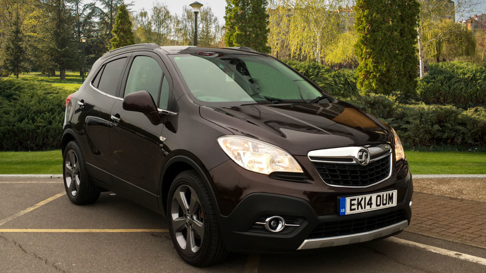 Vauxhall Mokka 1.4T SE Automatic 5 door Hatchback (2014) at County Motor Works Vauxhall thumbnail image