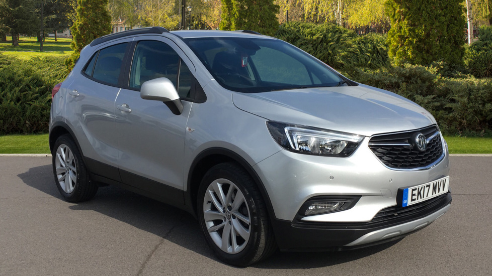 Vauxhall Mokka X 1.4T Active 5dr Hatchback (2017) at County Motor Works Vauxhall thumbnail image