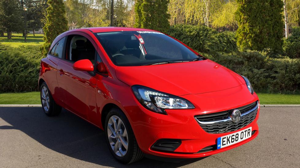 Vauxhall Corsa 1.4 [75] Sport 3dr [AC] Hatchback (2018) image