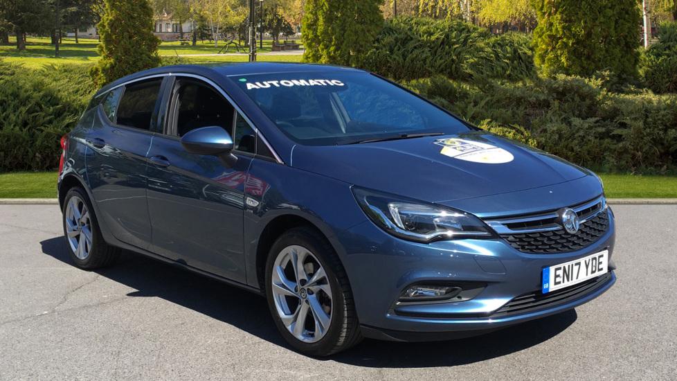 Vauxhall Astra 1.4T 16V 150 SRi Automatic 5 door Hatchback (2017)