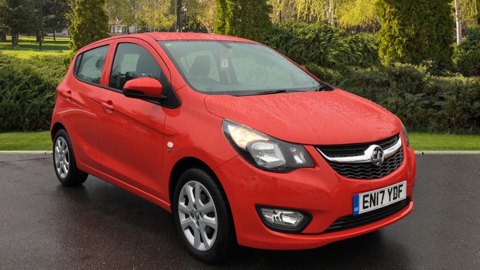 Vauxhall Viva 1.0 SE 5dr Hatchback (2017)