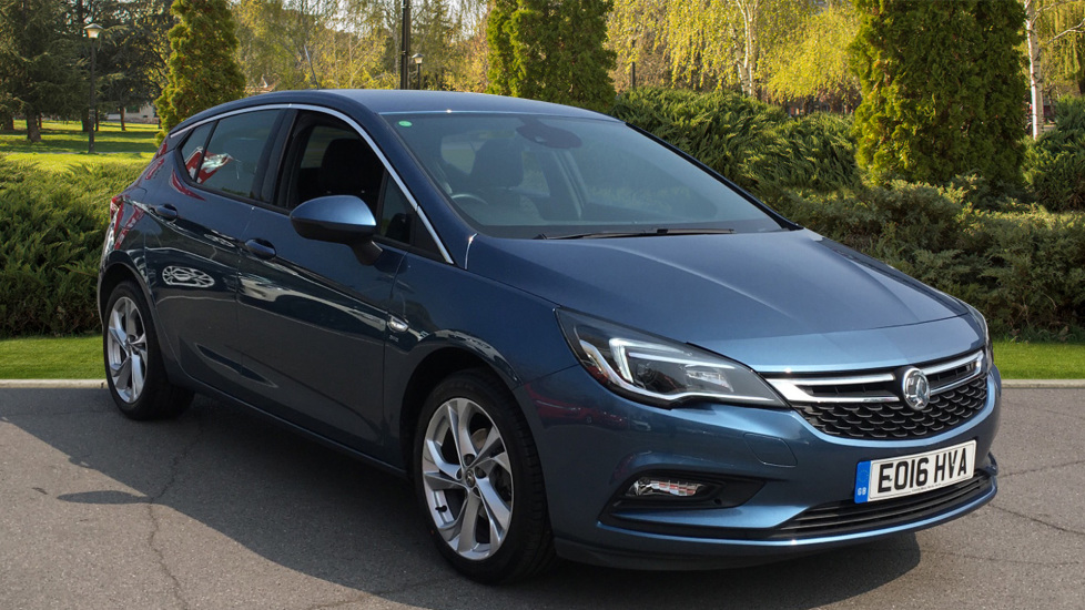 Vauxhall Astra 1.0T 12V ecoFLEX SRi 5dr Hatchback (2016)