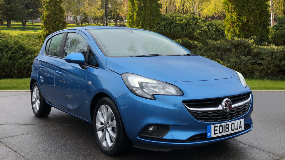 Vauxhall Corsa 1.4 Energy [AC] 5 door Hatchback (2018)