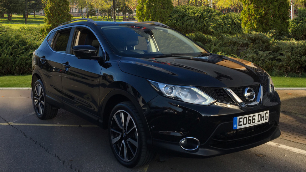 Nissan Qashqai 1.2 DiG-T Tekna [Non-Panoramic] 5dr Hatchback (2016) image