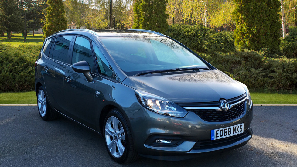 Vauxhall Zafira 2.0 CDTi SRi Nav 5dr Diesel Estate (2018) at County Motor Works Vauxhall thumbnail image