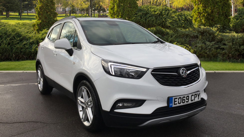 Vauxhall Mokka X 1.4T Griffin Plus Automatic 5 door Hatchback (2019) image