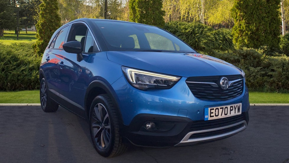 Vauxhall Crossland X 1.2T [130] Elite Nav 5dr [Start Stop] Automatic Hatchback (2020)