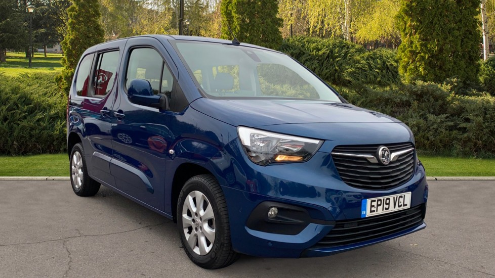 Vauxhall Combo Life 1.5 Turbo D Energy 5dr [7 seat] Diesel Estate (2019)