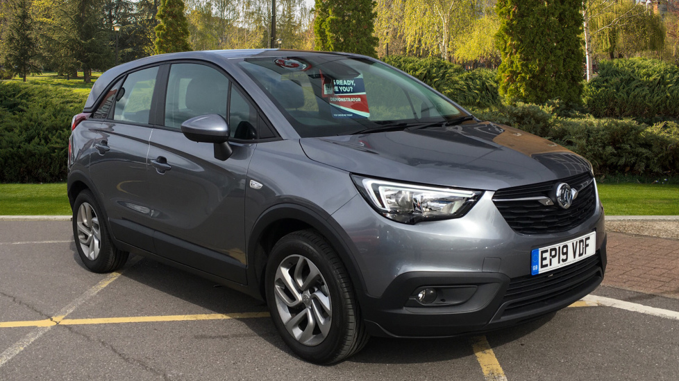 Vauxhall Crossland X 1.2 SE 5dr Hatchback (2019) at County Motor Works Vauxhall thumbnail image
