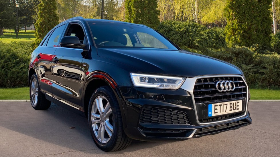 Audi Q3 1.4T FSI S Line Edition 5dr S Tronic - Electric Tailgate Automatic Estate (2017) image