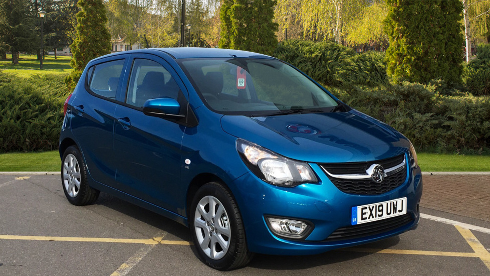 Vauxhall Viva 1.0 [73] SE 5dr [A/C] 1.4 3 door Hatchback (2019) available from Preston Motor Park Fiat and Volvo thumbnail image