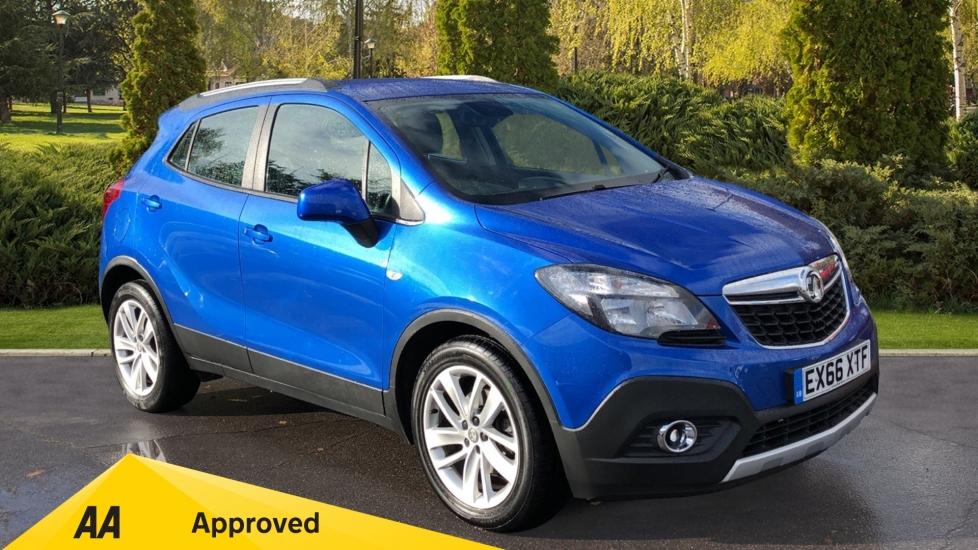 Vauxhall Mokka 1.4T Exclusiv 5dr -  Front/Rear Parking Sensors, Seven Seats & Bluetooth  Hatchback (2016)