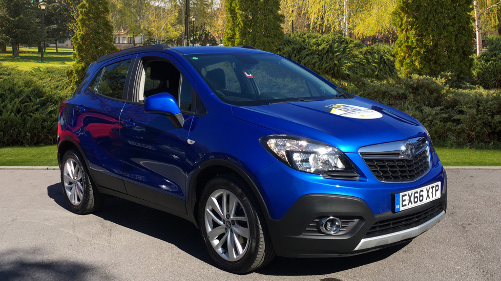 Vauxhall Mokka 1.6 CDTi Tech Line 5dr Diesel Hatchback (2016) at County Motor Works Vauxhall thumbnail image