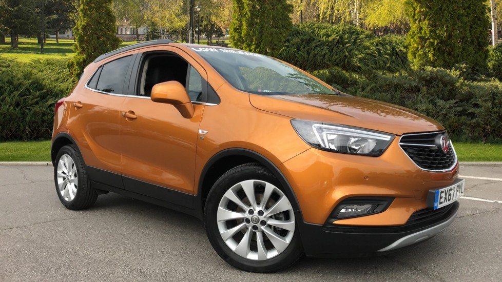 Vauxhall Mokka X 1.4T Elite Nav 5dr Hatchback (2017)