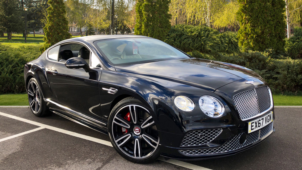 Bentley Continental GT 4.0 V8 S Mulliner Driving Spec 2dr Auto Automatic Coupe (2017) image