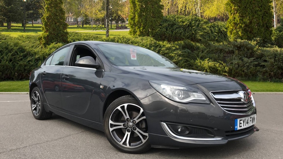 Vauxhall Insignia 1.4T Limited Edition [Start Stop] 5 door Hatchback (2014)