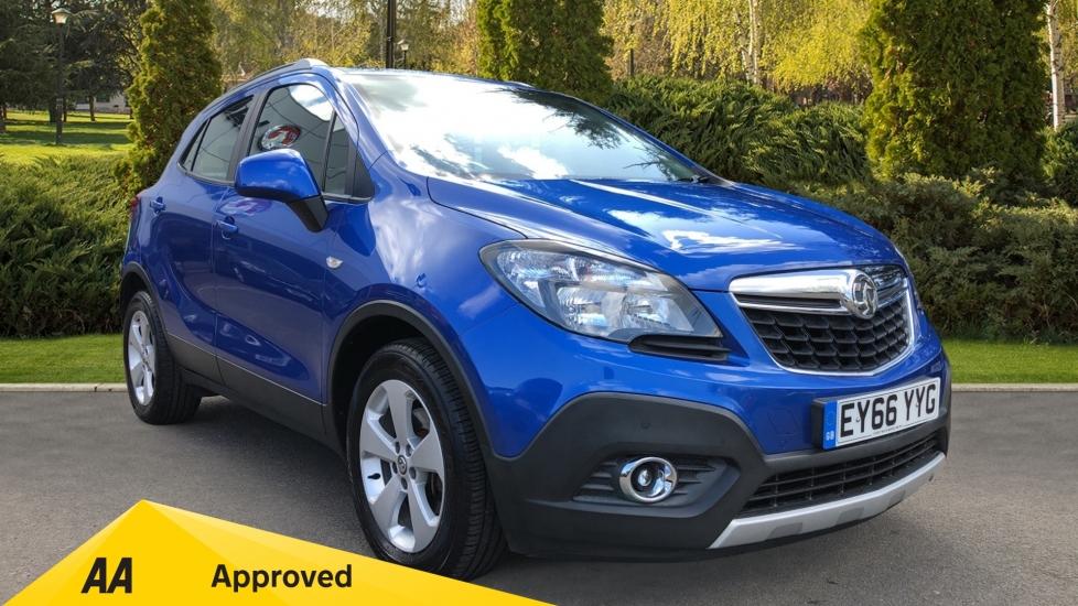 Vauxhall Mokka 1.6 CDTi ecoFLEX Exclusiv 5dr Diesel Hatchback (2016) image