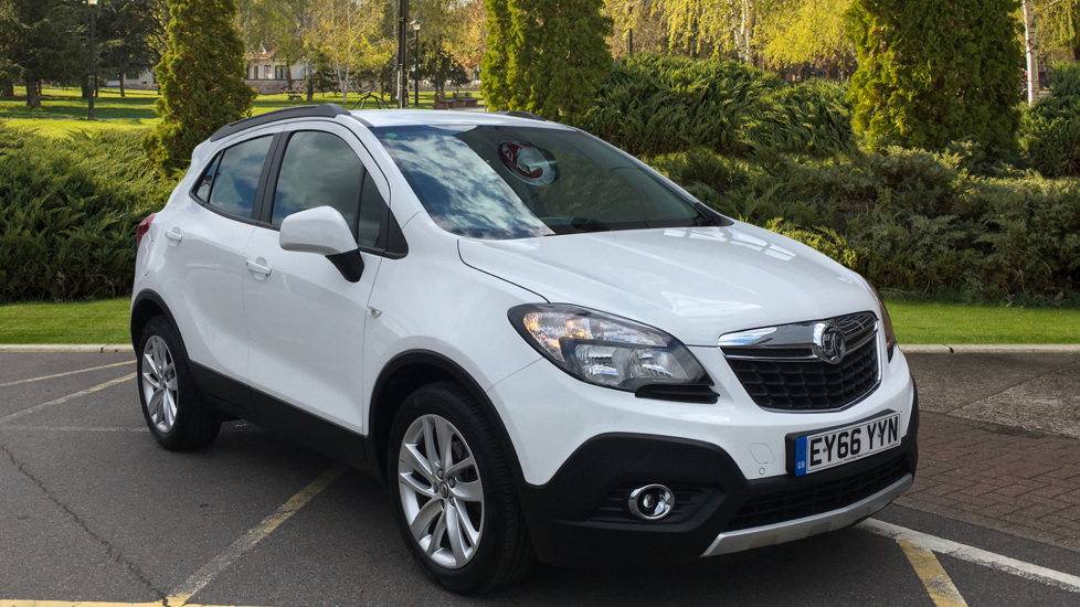Vauxhall Mokka 1.4T Exclusiv 5dr Hatchback (2016) available from Ford Thanet thumbnail image