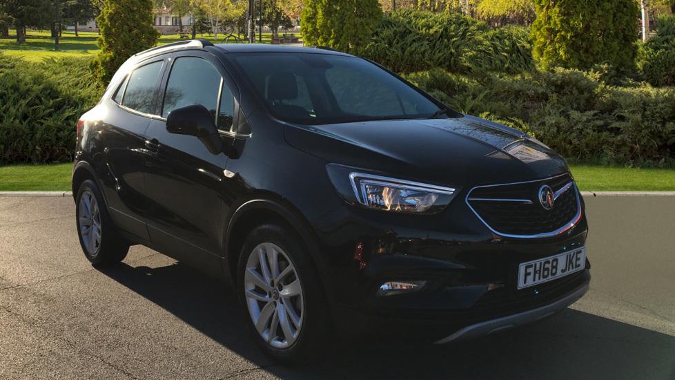 Vauxhall Mokka X 1.4T ecoTEC Design Nav 5dr Hatchback (2019)