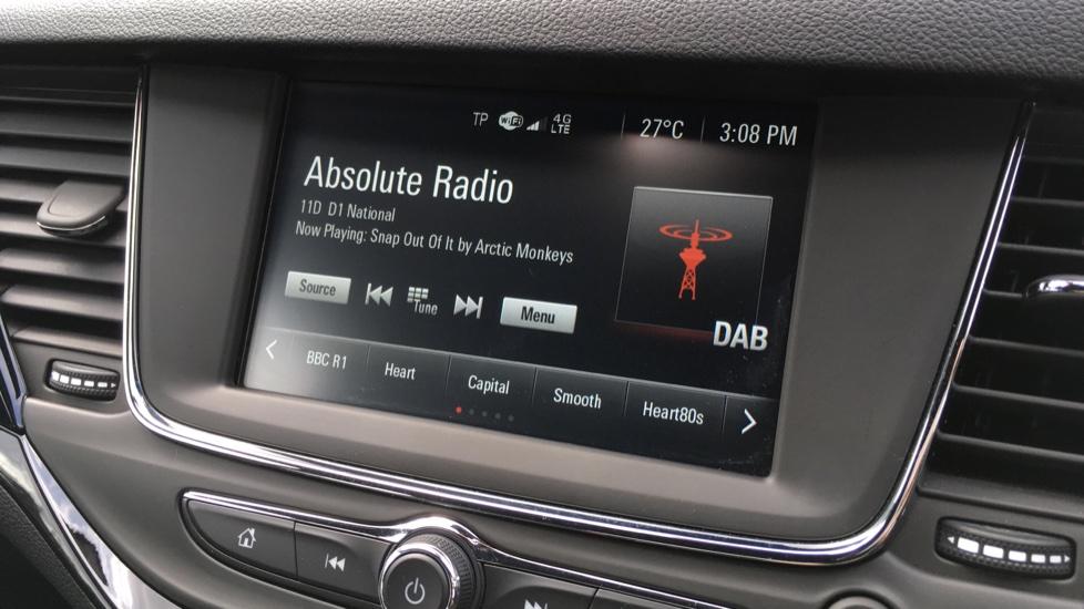 Vauxhall Astra 1.4T 16V 150 SRi image 16