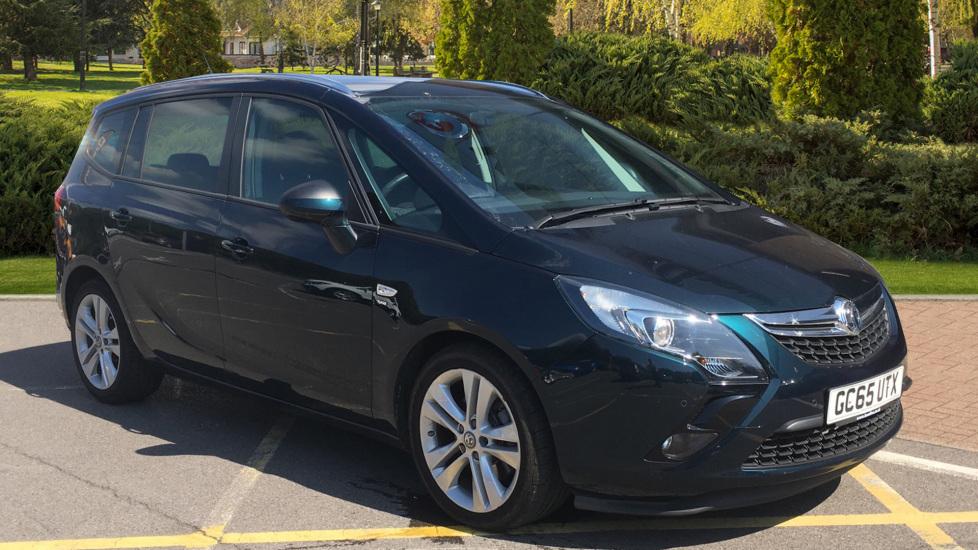 Vauxhall Zafira 2.0 CDTi [170] SRi 5dr Diesel Automatic Estate (2016) image
