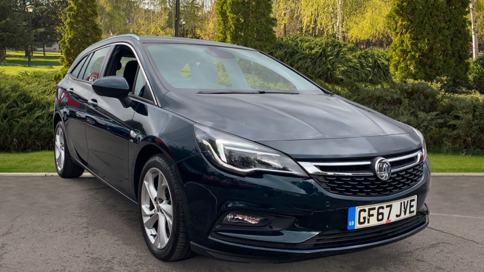 Vauxhall Astra 1.4T 16V 150 SRi 5dr image 1