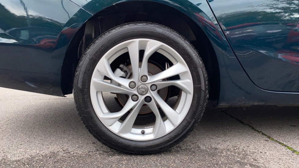 Vauxhall Astra 1.4T 16V 150 SRi 5dr image 8