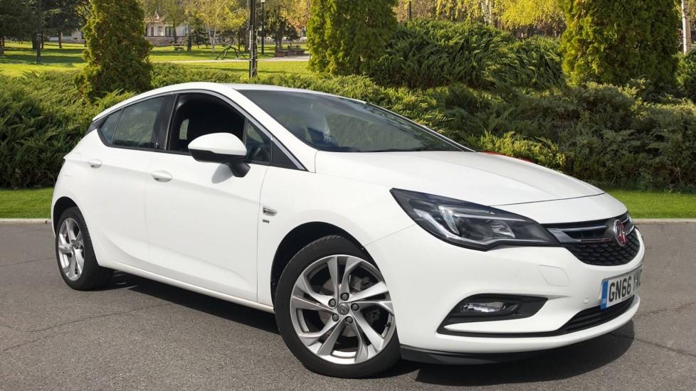 Vauxhall Astra 1.4T 16V 150 SRi 5dr Hatchback (2016)