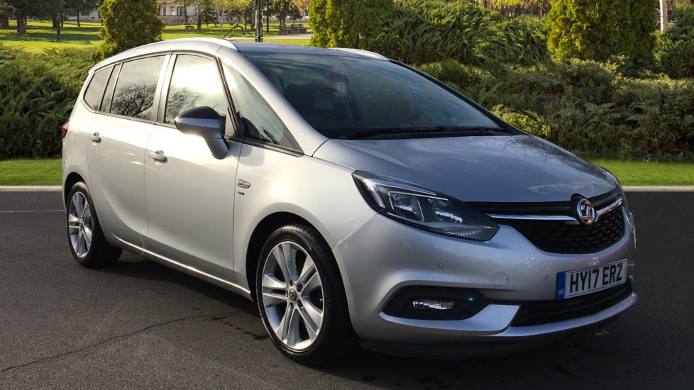 Vauxhall Zafira 1.4T SRi Nav 5dr image 1