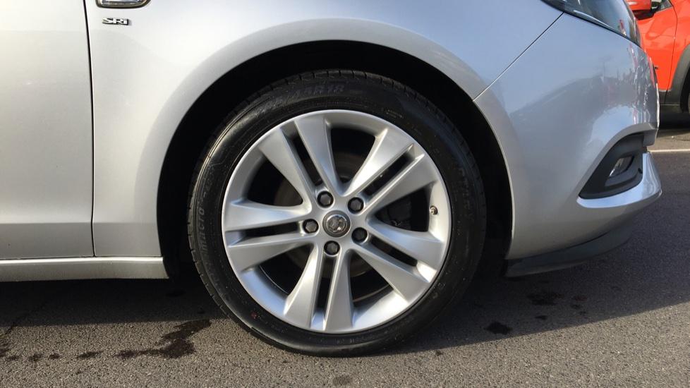 Vauxhall Zafira 1.4T SRi Nav 5dr image 8