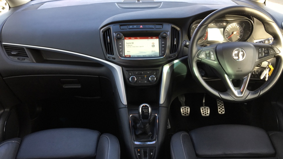 Vauxhall Zafira 1.4T SRi Nav 5dr image 9
