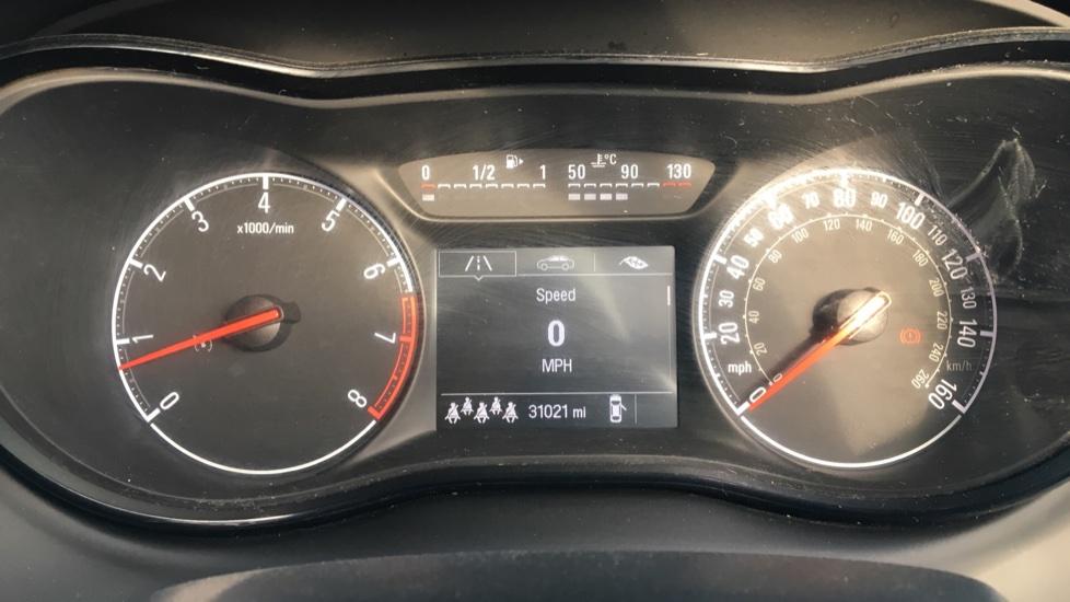 Vauxhall Zafira 1.4T SRi Nav 5dr image 14