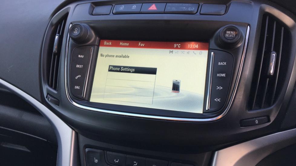 Vauxhall Zafira 1.4T SRi Nav 5dr image 18