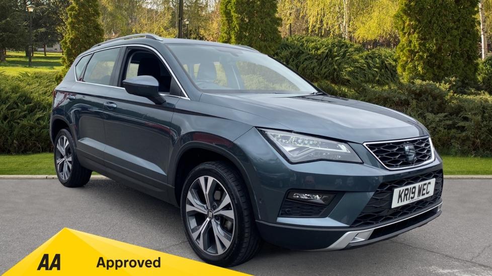 SEAT Ateca 1.5 TSI EVO SE Technology [EZ] 5dr - Front/Rear Parking Sensors, Apple CarPlay & Android Auto Estate (2019) image