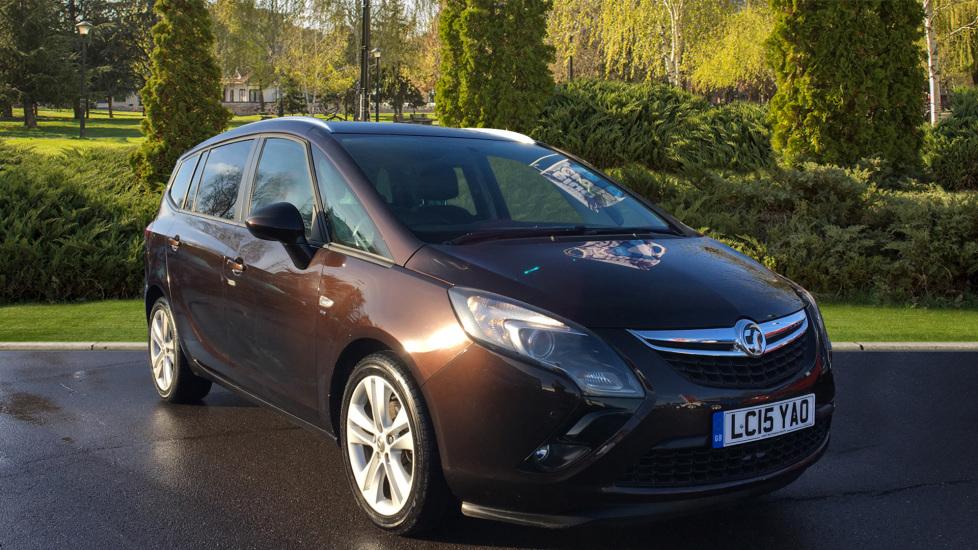 Vauxhall Zafira 1.4T SRi 5dr Estate (2015) image