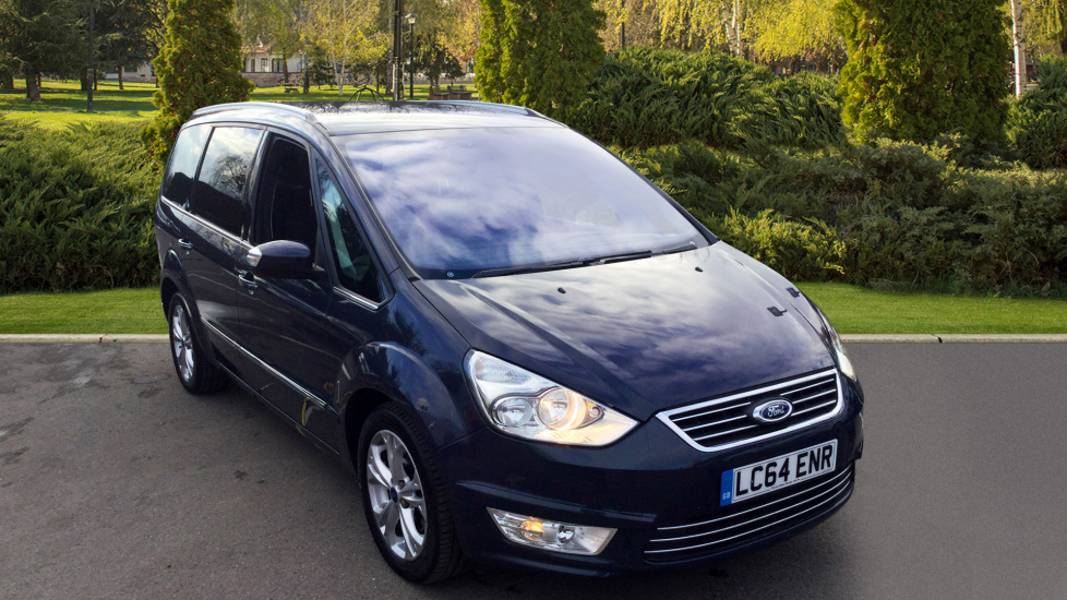 Ford Galaxy 2.0 TDCi 140 Titanium 5dr Powershift Diesel Automatic Estate (2014) image