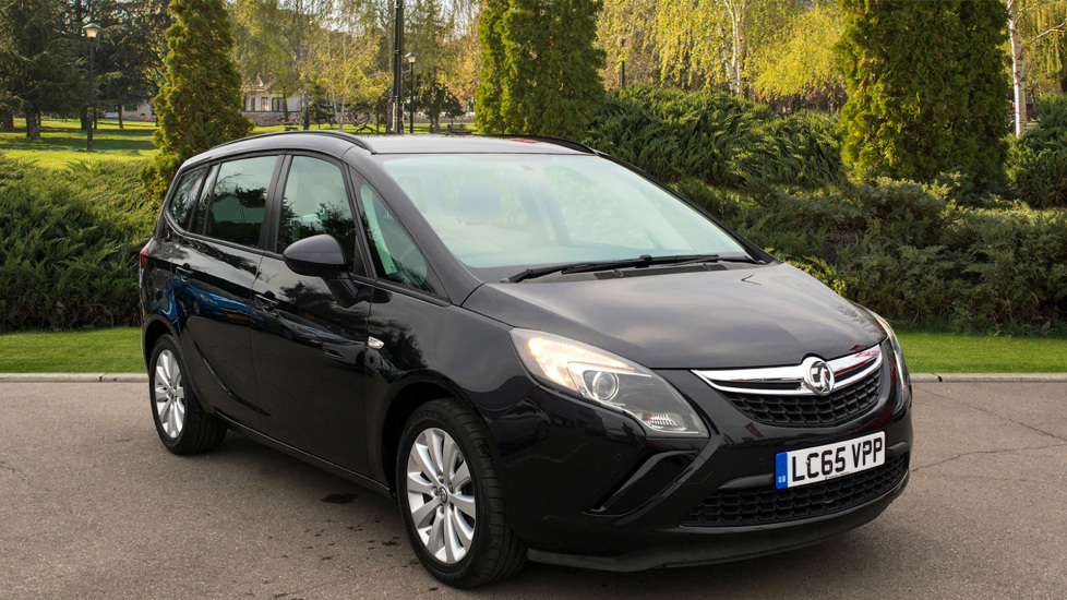 Vauxhall Zafira 1.4T Design 5dr Automatic Estate (2015) at County Motor Works Vauxhall thumbnail image